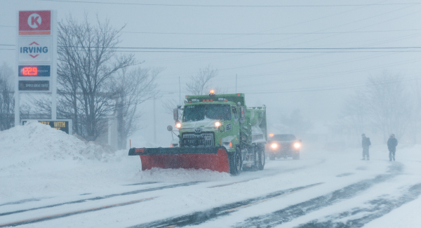 Tips for Maintaining Workplace Safety in Winter Weather