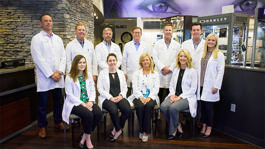 Surviving 'COVID chaos' as an essential small business, Vision Clinic – Springfield, MO